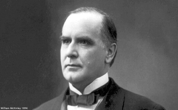 William McKinley | Chamblee54
