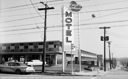 Heart of Atlanta Motel, 1956 - Special Collections and Archives,Georgia State University Library