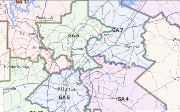 Georgia Primary  Chamblee54